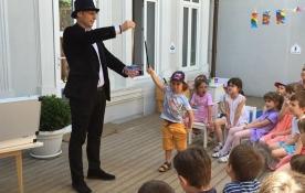 magician petreceri aniversari