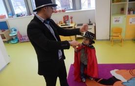 magician petreceri copii bucuresti