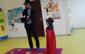 magician petreceri