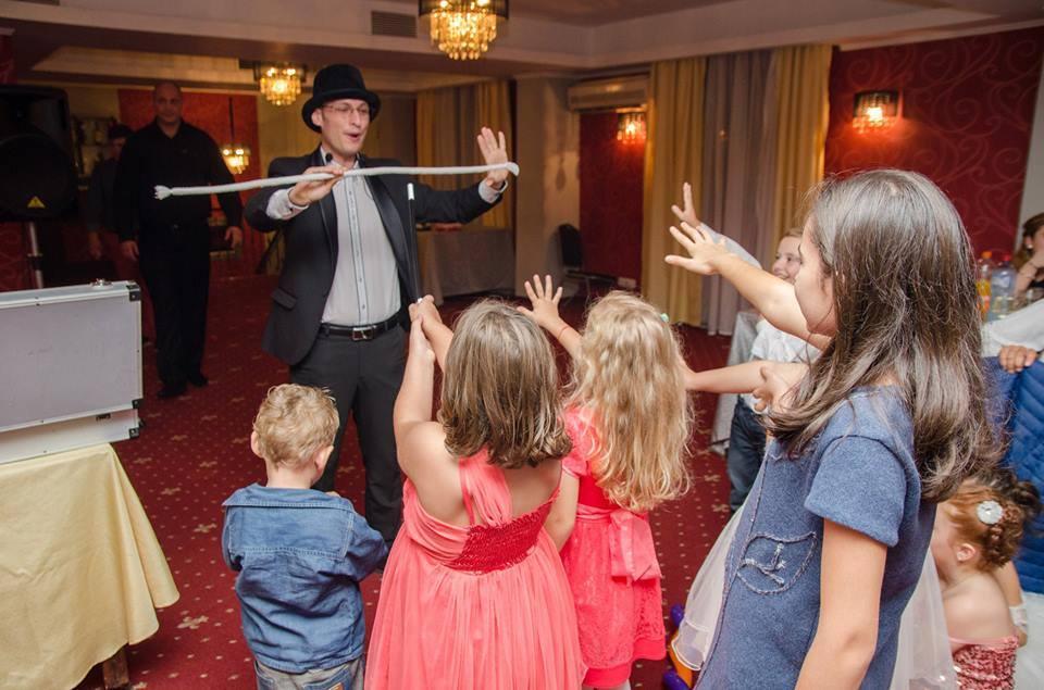 Animatori la petreceri pentru copii in Bucuresti si Ilfov
