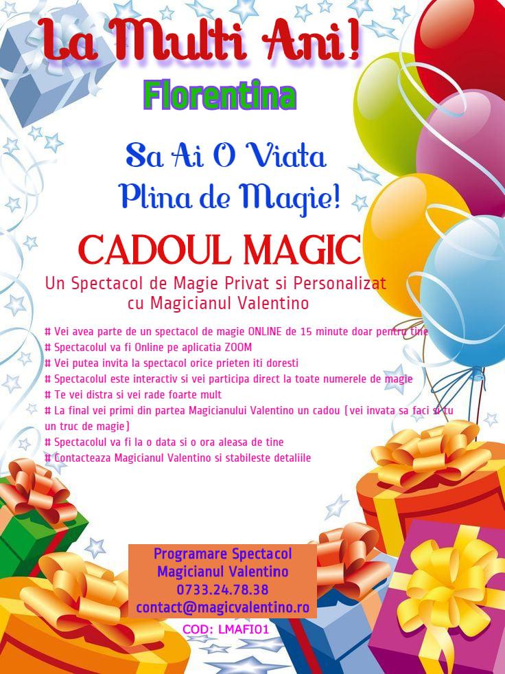 Cadoul MAGIC varianta 3